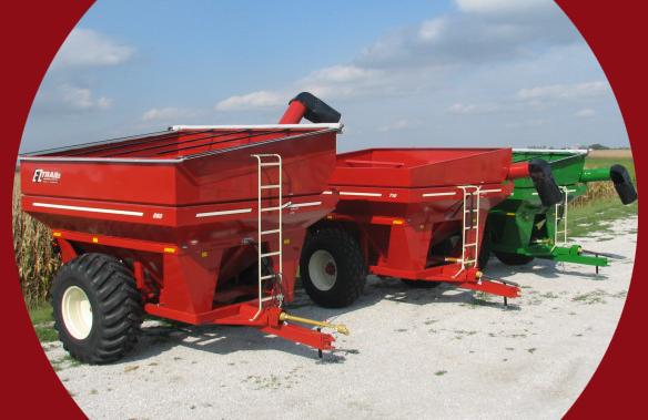 Compact Farm Wagons : E z trail farm wagons arthur il
